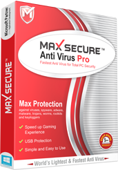Max Secure Anti Virus Pro